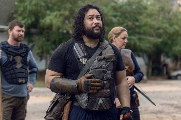Right Hand Man - The Walking Dead Season 9 Episode 11
