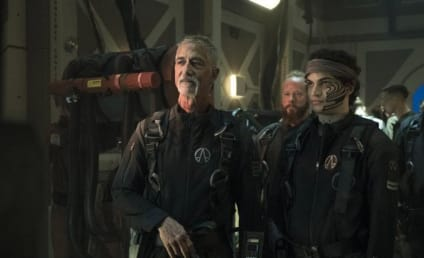 The Expanse: Saved by Amazon!