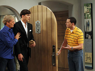 two and a half men review army some fatigue tv fanatic watch two and a half men season 10 episode 1 online