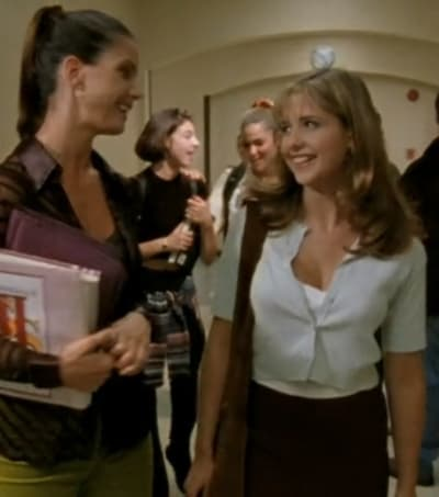 A Match Made in Heaven? - Buffy the Vampire Slayer Season 1 Episode 1