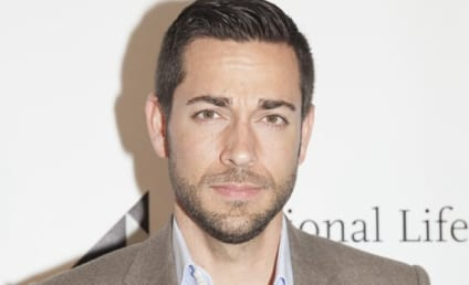 Zachary Levi Set for Key Role in NBC's Heroes Reborn