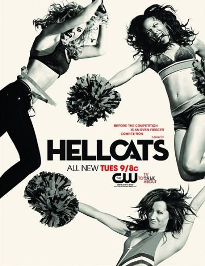 2011 Hellcats Poster