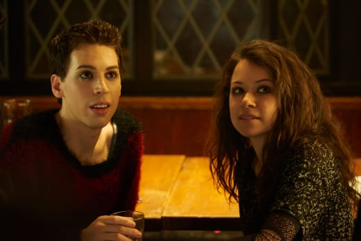 Sarah & Felix - Orphan Black Season 3 Episode 9