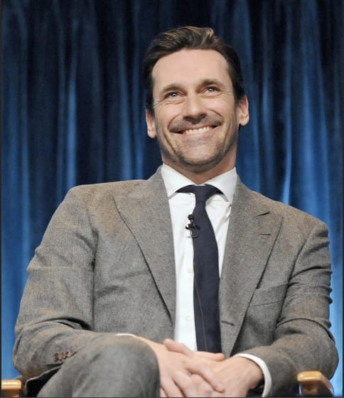 Jon Hamm at PaleyFest