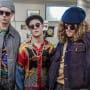 Workaholics Trio