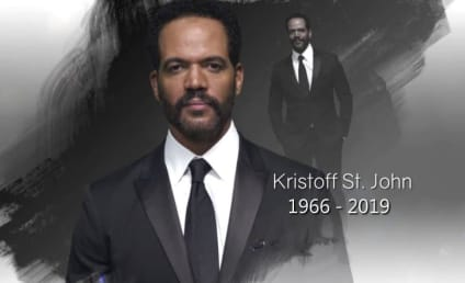 The Young and the Restless Kristoff St. John Tribute Details Set