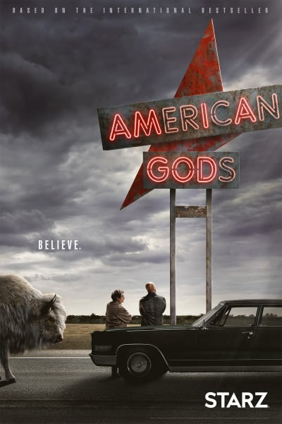 American Gods Poster