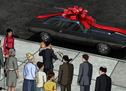 Watch Archer Season 3 Episode 7 Online