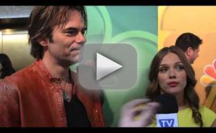 Tracy Spiridakos and Billy Burke Interview