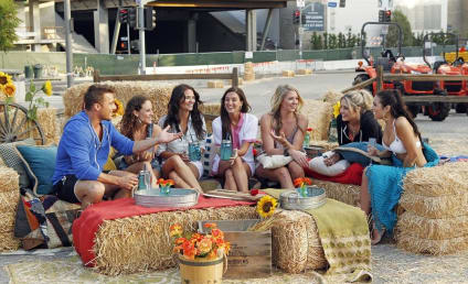 The Bachelor Review: Tractors, Bikinis and Aliens! OH MY!