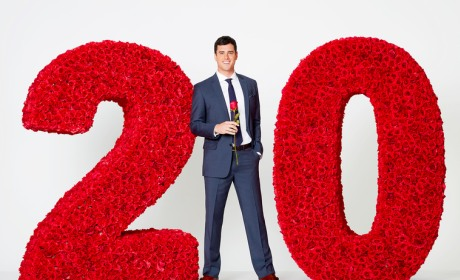 Ben Higgins as The Bachelor