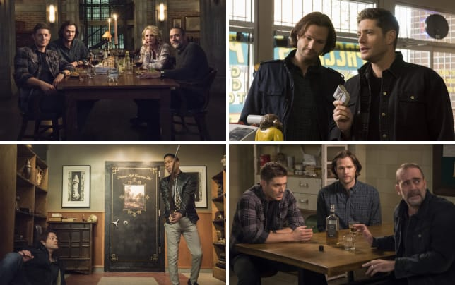 The winchester family reunion supernatural