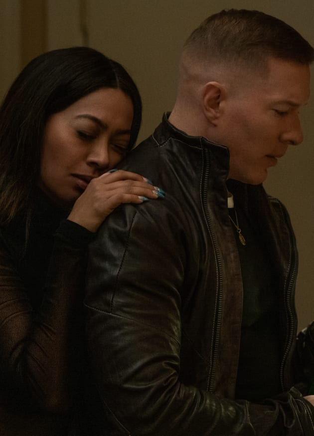 Consoling Tommy - Power Season 6 Episode 1