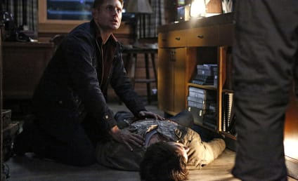 Supernatural Season 11 Episode 17 Review: Red Meat