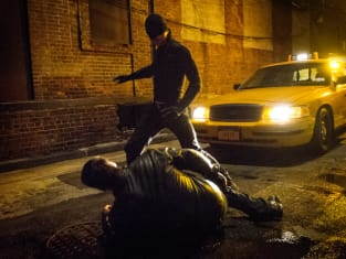 Daredevil In Action
