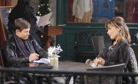 Will Confesses - Days of Our Lives