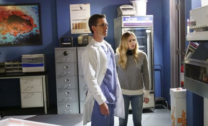 NCIS Season 15 Episode 18 Review: Death From Above