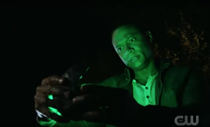 Arrow: David Ramsey Responds to Green Lantern Twist
