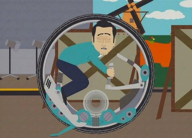 John Travolta Using It