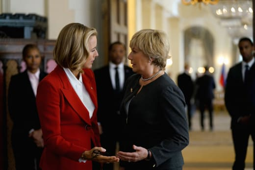 Run In - Madam Secretary Season 4 Episode 11