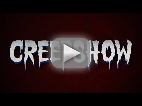 Creepshow first look its going to be a bloody good time