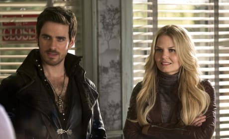 What grade do you give Once Upon a Time season 3?