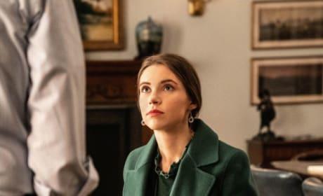Stevie Takes a Meeting - Madam Secretary Season 5 Episode 14