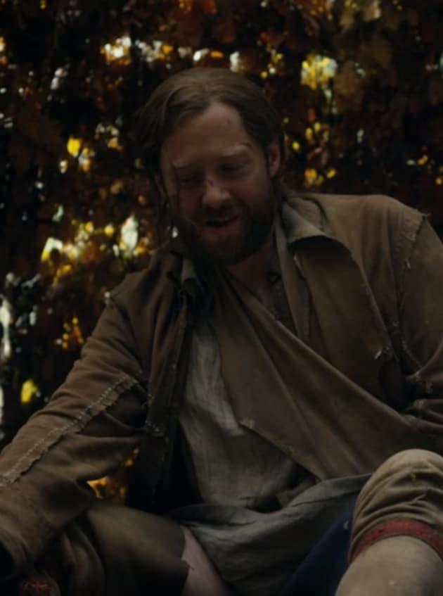 Roger In a Hut - Outlander Season 4 Episode 12