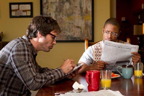 Pierce Works a Newspaper Code