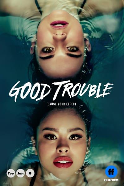 Good Trouble  Key Art