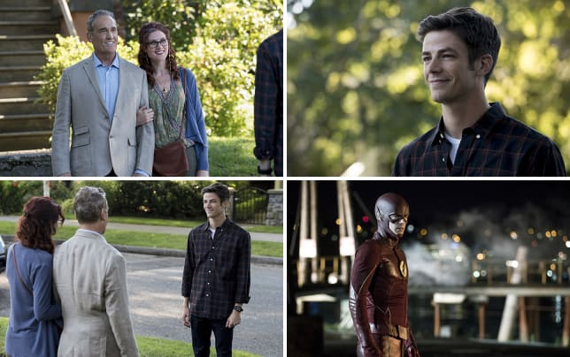 Together again the flash s3e1