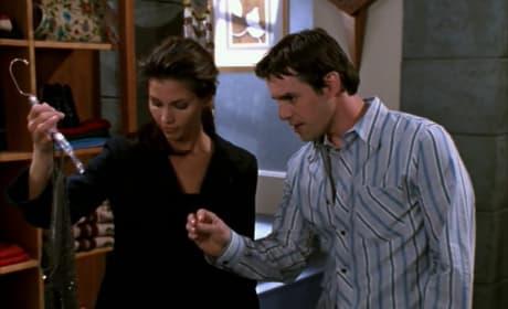 Cordelia's Dress - Buffy the Vampire Slayer Season 3 Episode 20