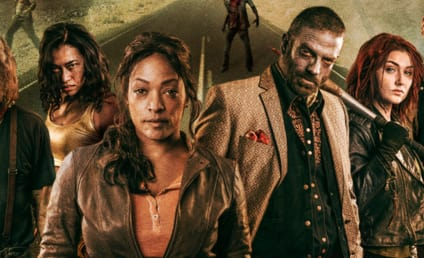 Z Nation Canceled at Syfy After Five Seasons!