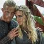 Bjorn Distracted - Vikings Season 3 Episode 2