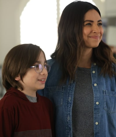 Darcy and Liam - Tall - A Million Little Things Season 3 Episode 7