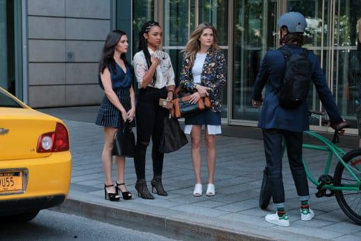 Kat, Sutton, and Jane Meet Patrick  - The Bold Type Season 3 Episode 1