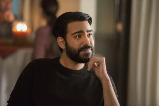 Rahul Kohli Guest Stars - Supergirl Season 2 Episode 18