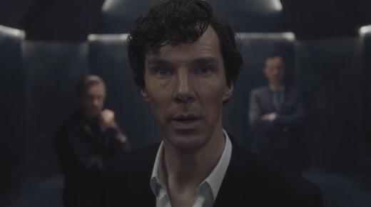 Sherlock 4x1