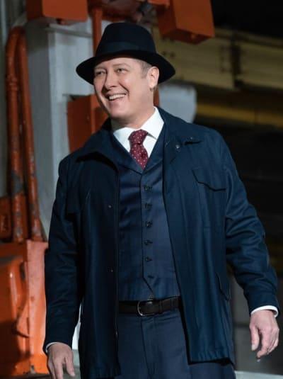 Testing Loyalties Tall - The Blacklist Season 6 Episode 16