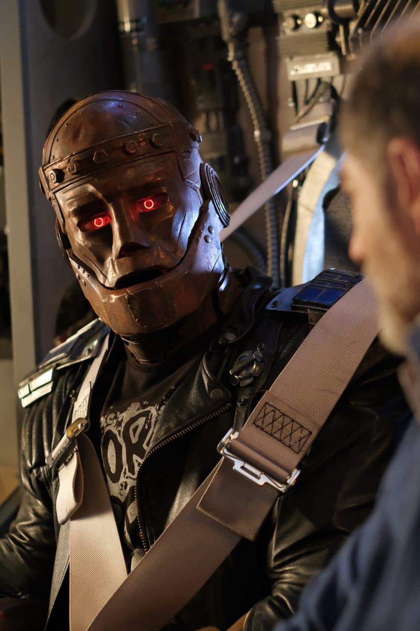 Doom Patrol Season 2 Episode 6 Review Space Patrol Tv Fanatic