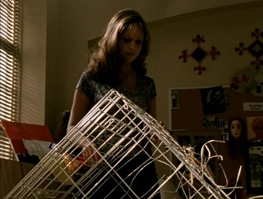 Scene Of The Crime - Buffy the Vampire Slayer Season 1 Episode 6
