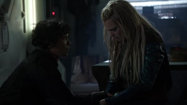 "Bellamy's heartbreaking confession on ""Hakeldama"""