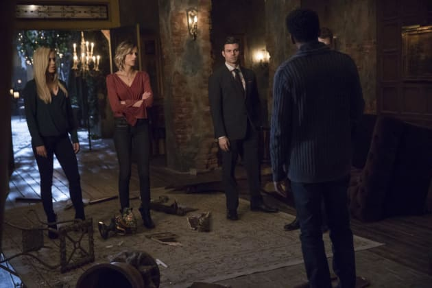 The Plan - The Originals Season 4 Episode 13