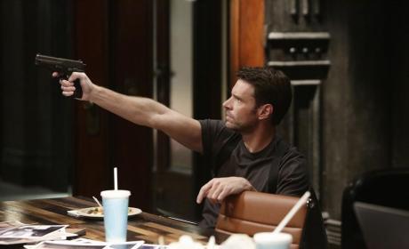 Jake Means Business - Scandal Season 4 Episode 11
