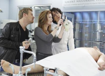 Watch Body of Proof Season 1 Episode 7 Online
