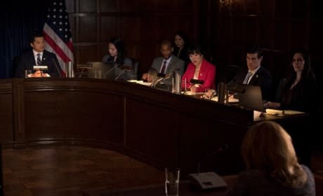 The Committee - Designated Survivor Season 1 Episode 19