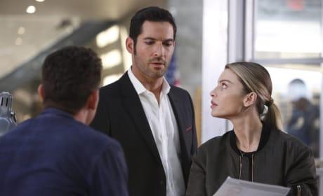 Not Guilty - Lucifer Season 2 Episode 2