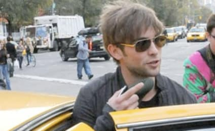 An Always-Welcome Chace Crawford Sighting