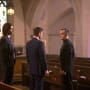 Sam, Dean and a Priest - Supernatural Season 10 Episode 16
