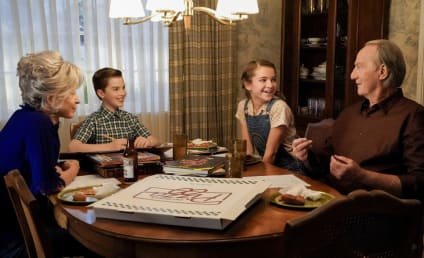 Young Sheldon Renewed for THREE Seasons!